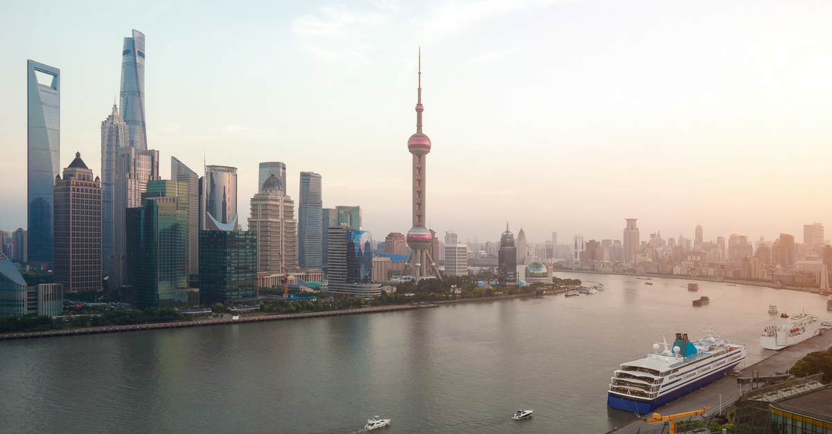 shanghai low latency